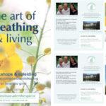 Flyer, Poster, Persmateriaal - Instituut voor Integratieve Ademtherapie